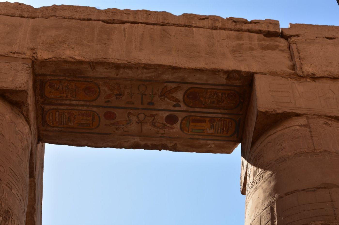 埃及卡纳克神庙群_图1-17