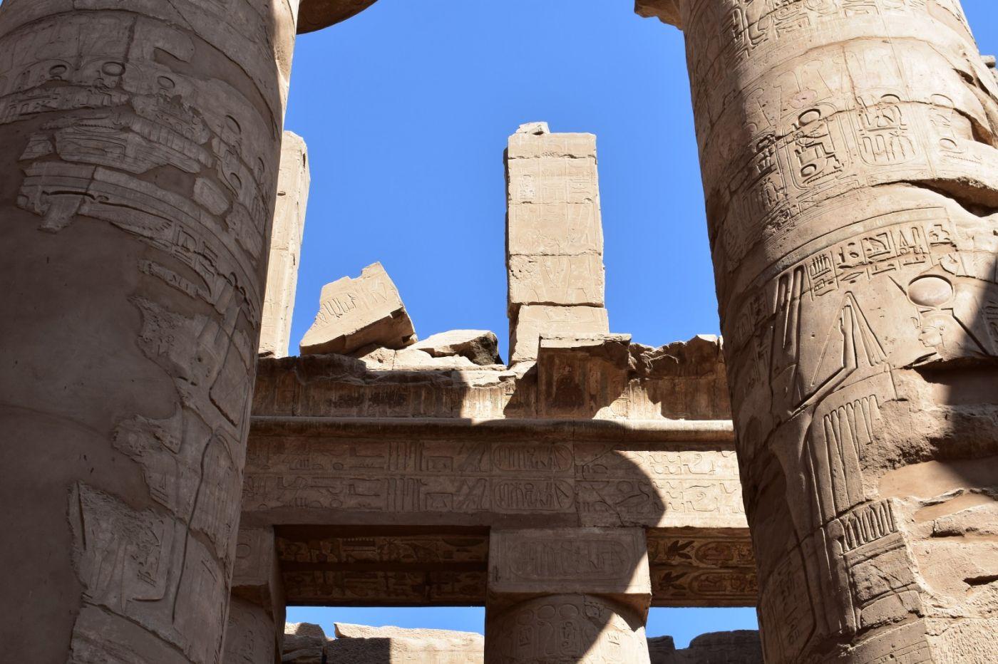 埃及卡纳克神庙群_图1-18