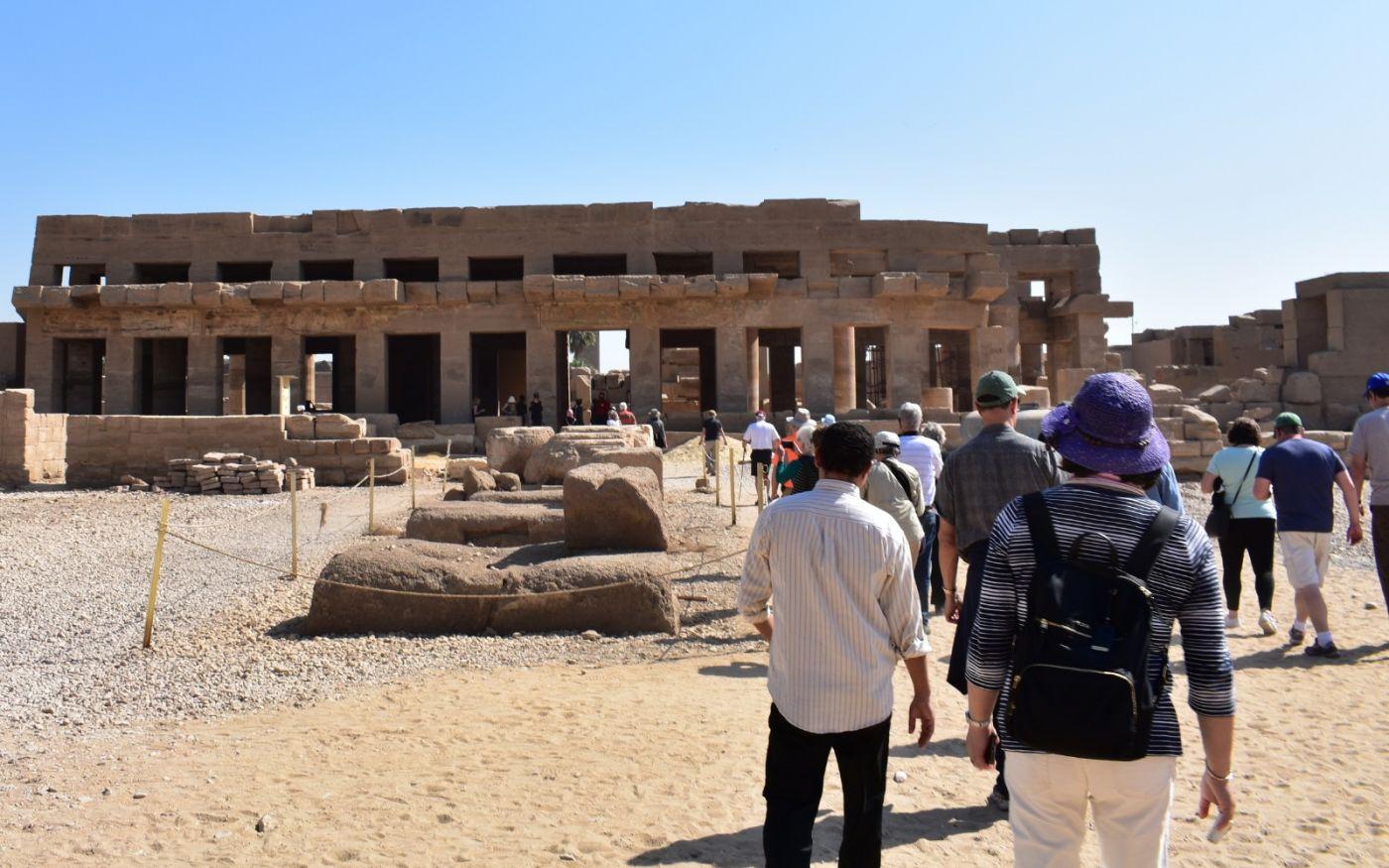 埃及卡纳克神庙群_图1-21