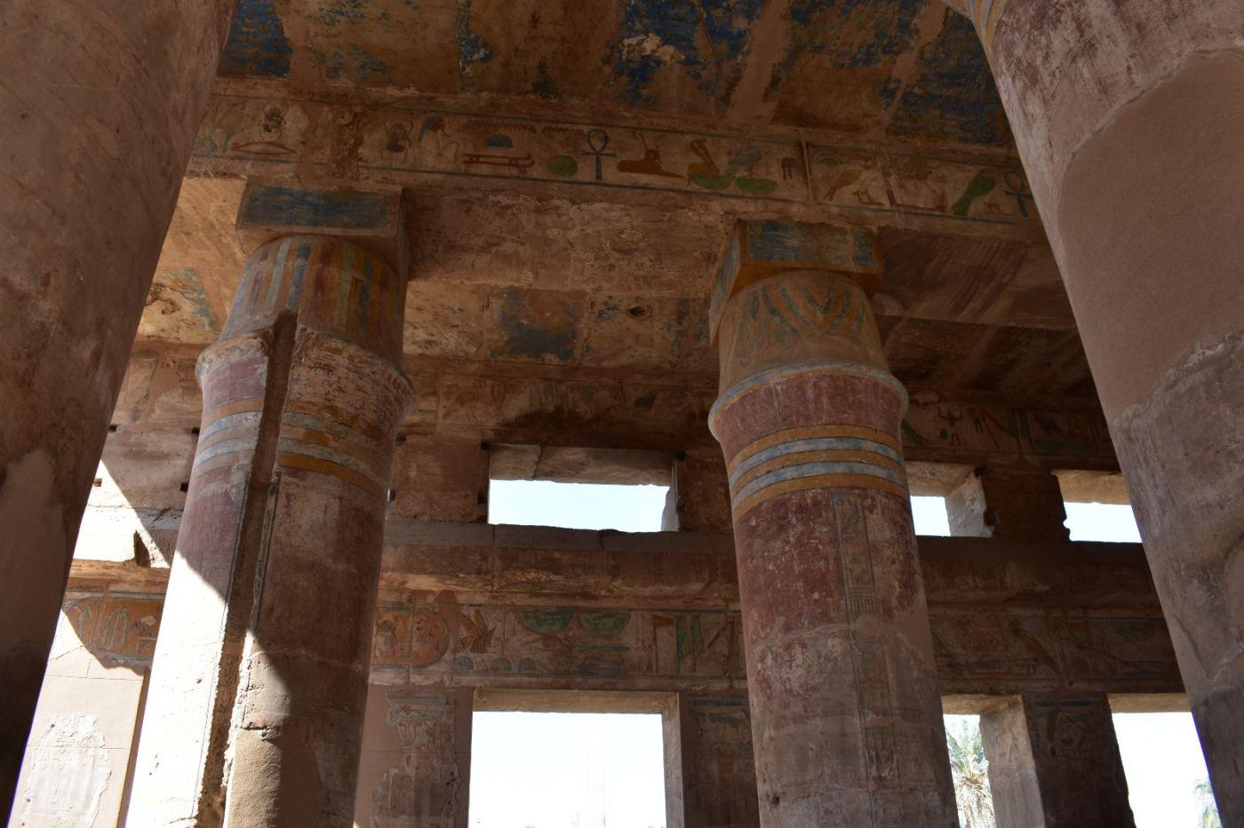 埃及卡纳克神庙群_图1-22