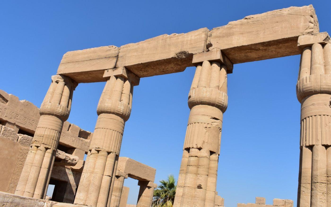 埃及卡纳克神庙群_图1-23