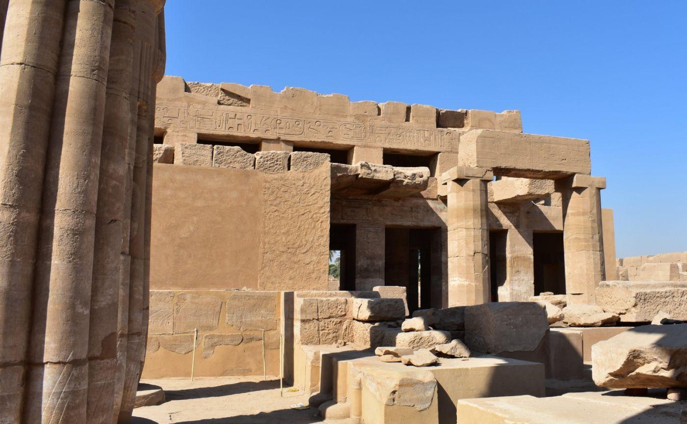 埃及卡纳克神庙群_图1-24