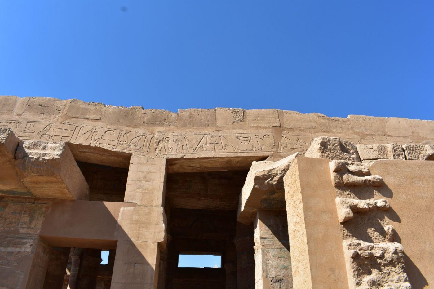 埃及卡纳克神庙群_图1-25