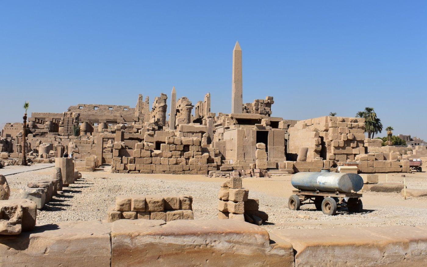 埃及卡纳克神庙群_图1-26