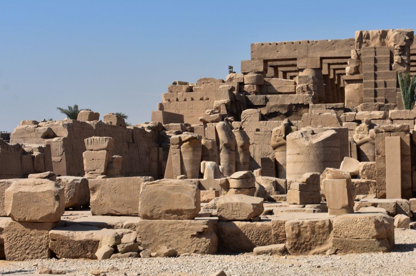 埃及卡纳克神庙群_图1-27