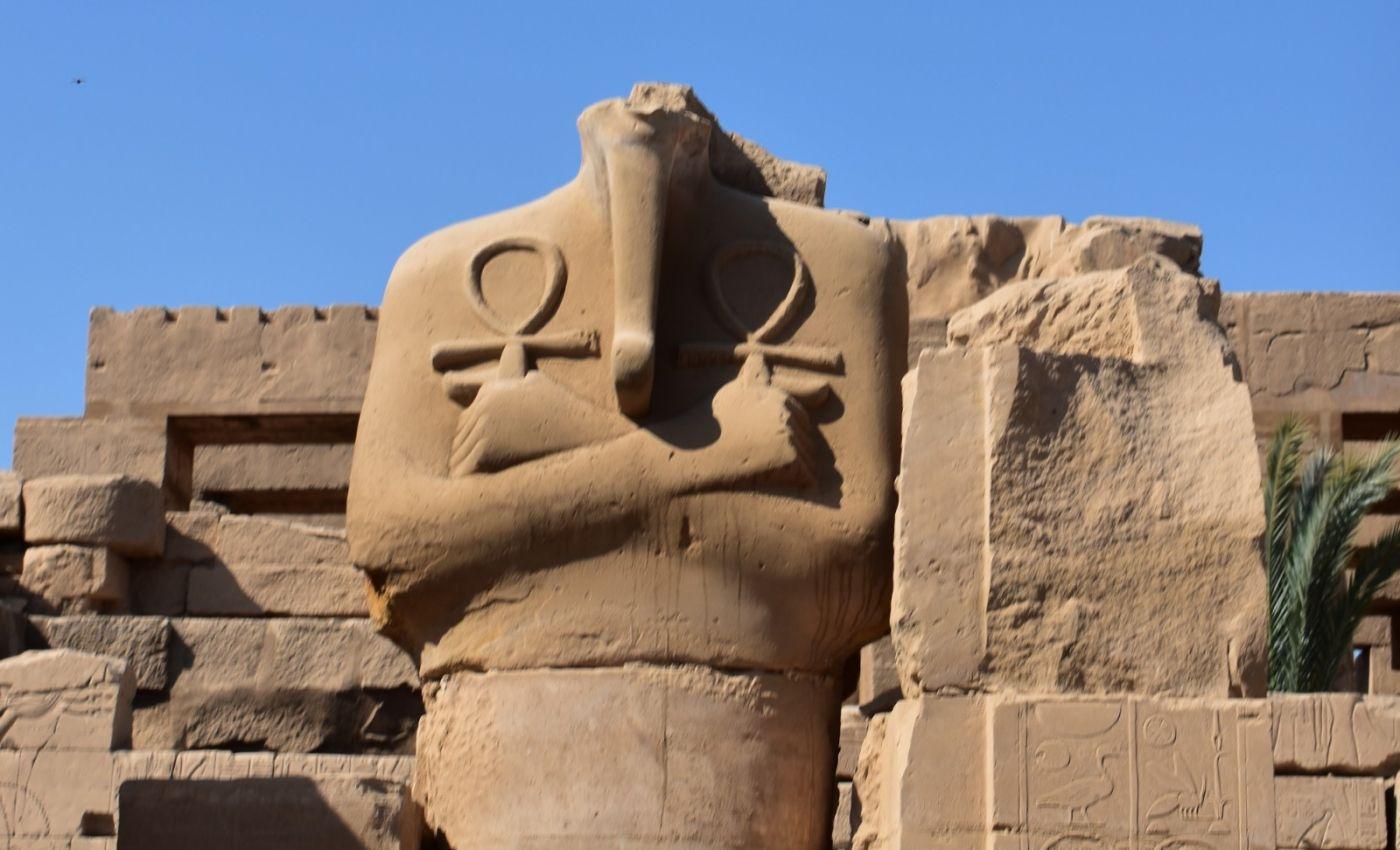 埃及卡纳克神庙群_图1-30