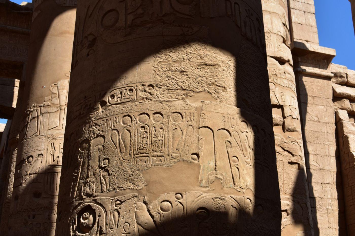 埃及卡纳克神庙群_图1-31