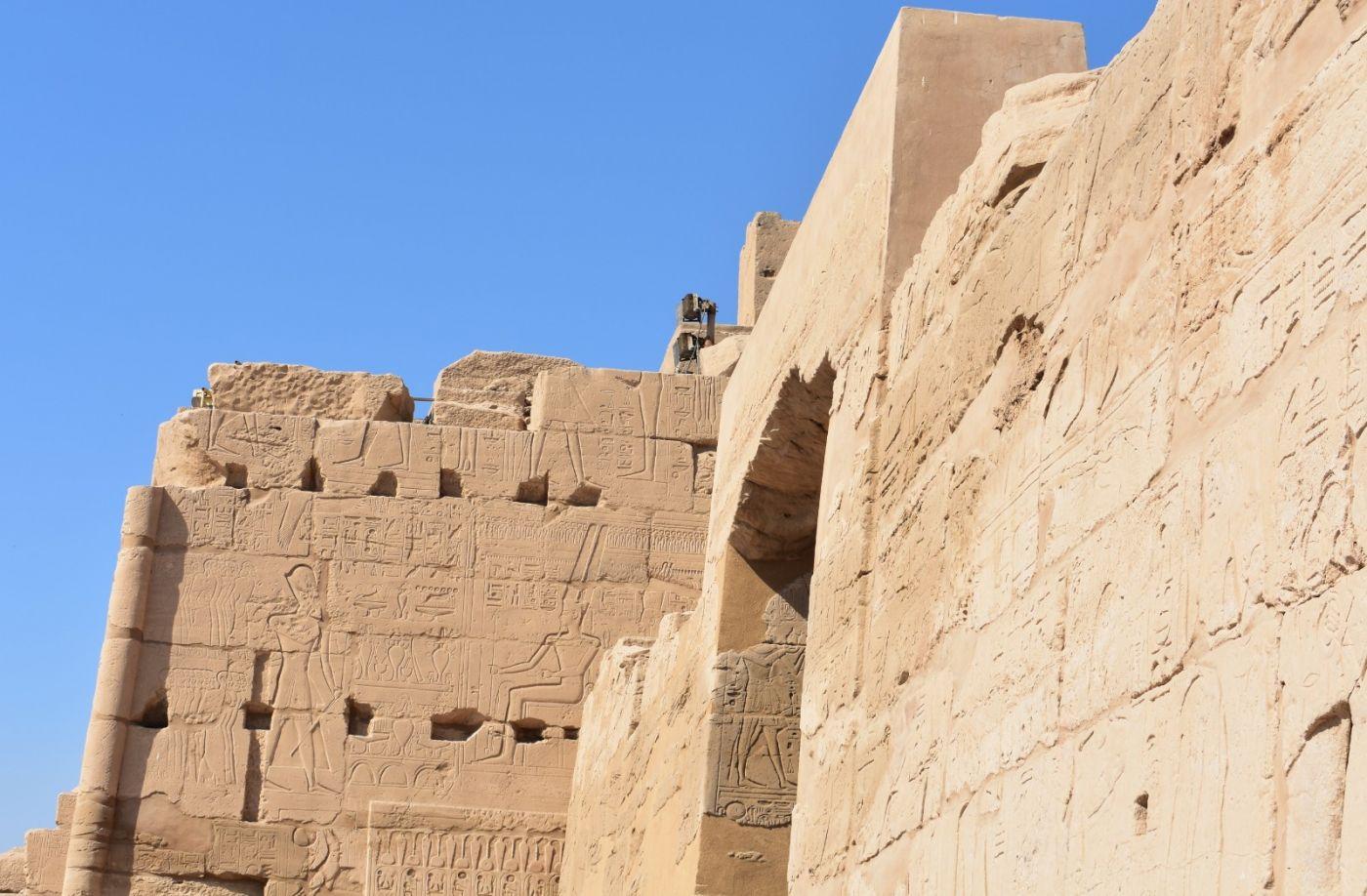埃及卡纳克神庙群_图1-32