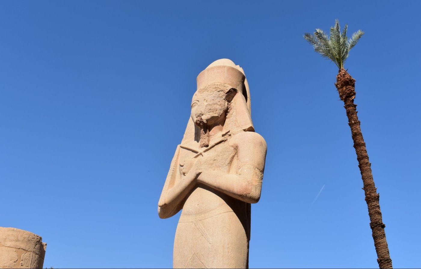 埃及卡纳克神庙群_图1-34
