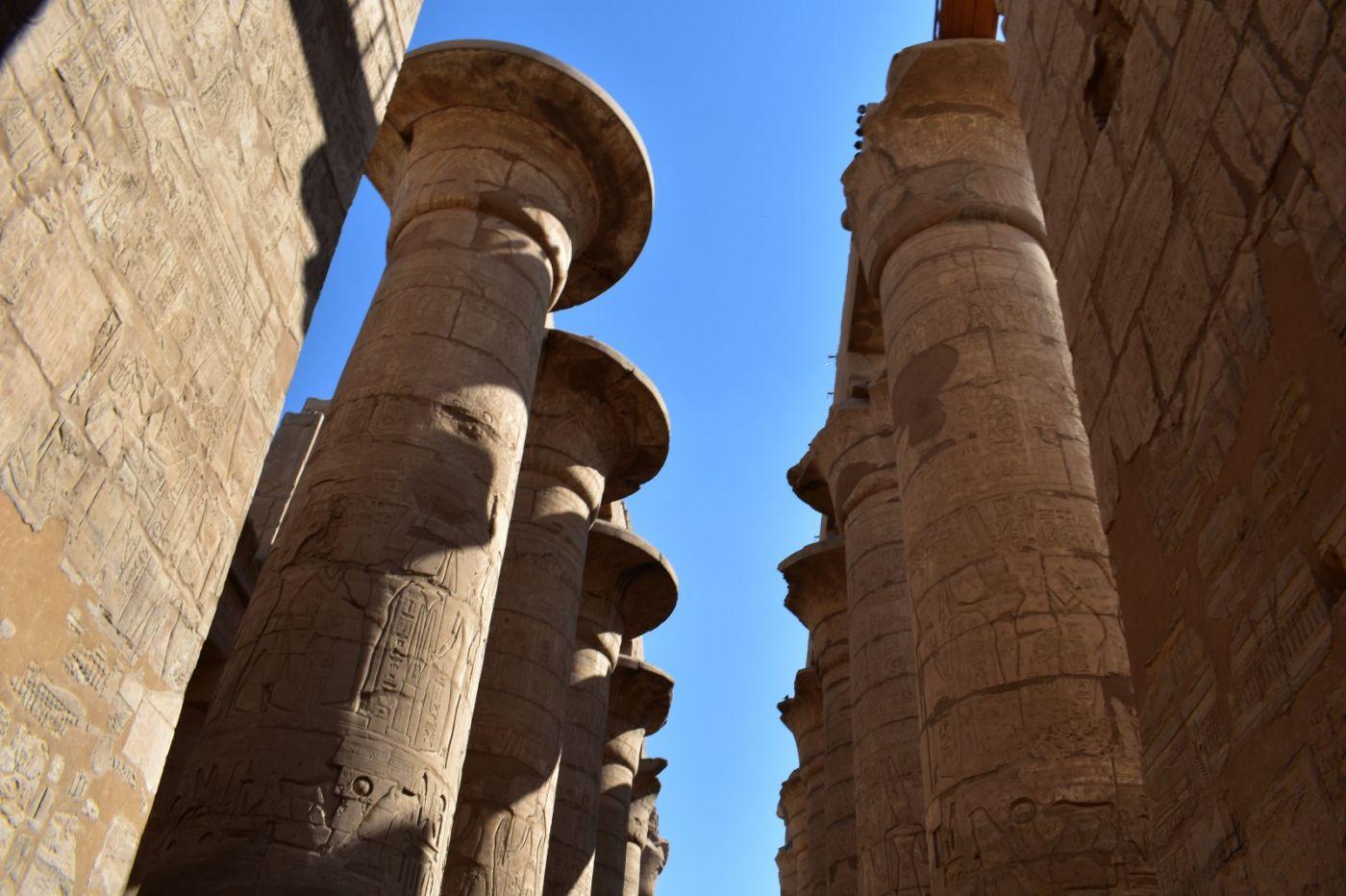 埃及卡纳克神庙群_图1-36
