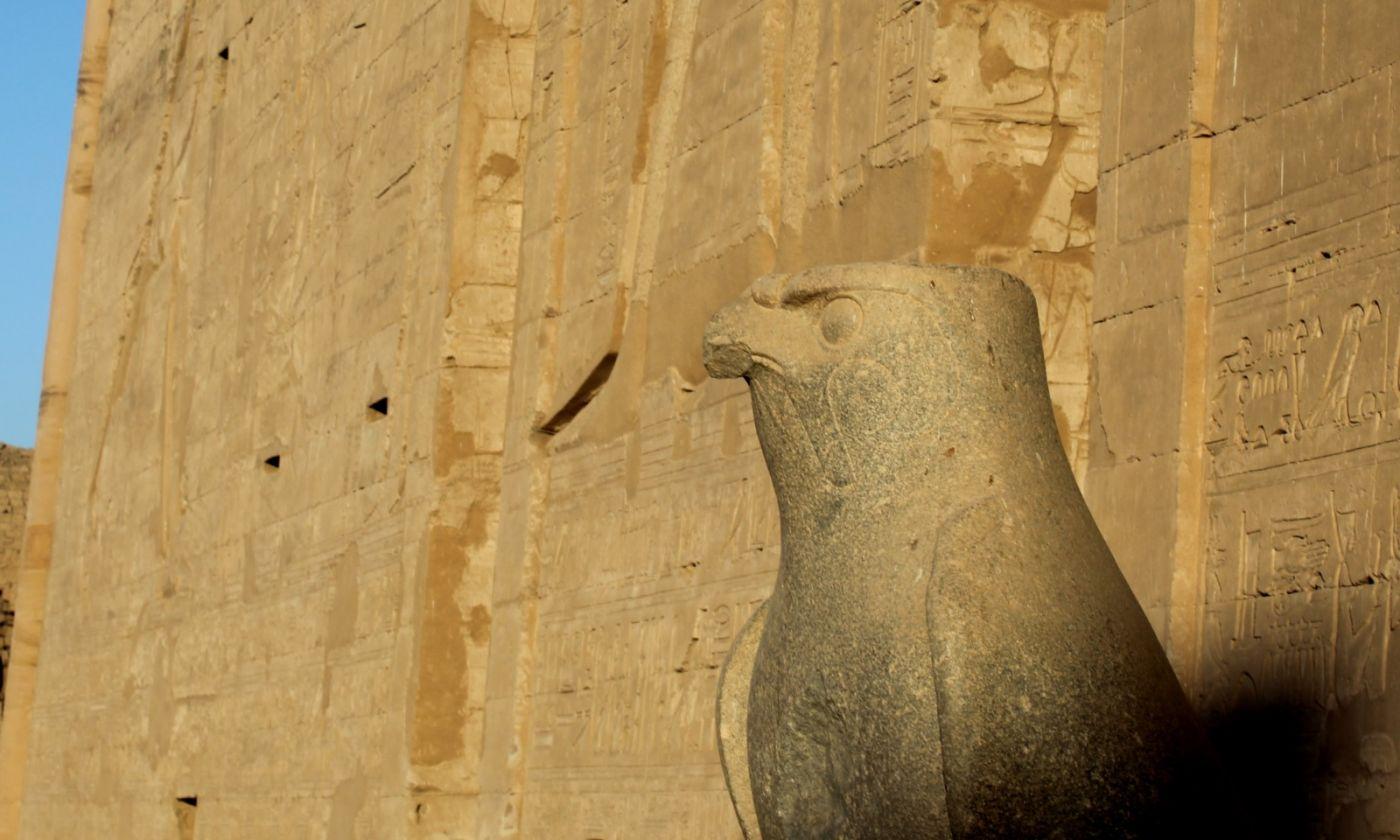 埃德富神庙和卢克索神庙_图1-5