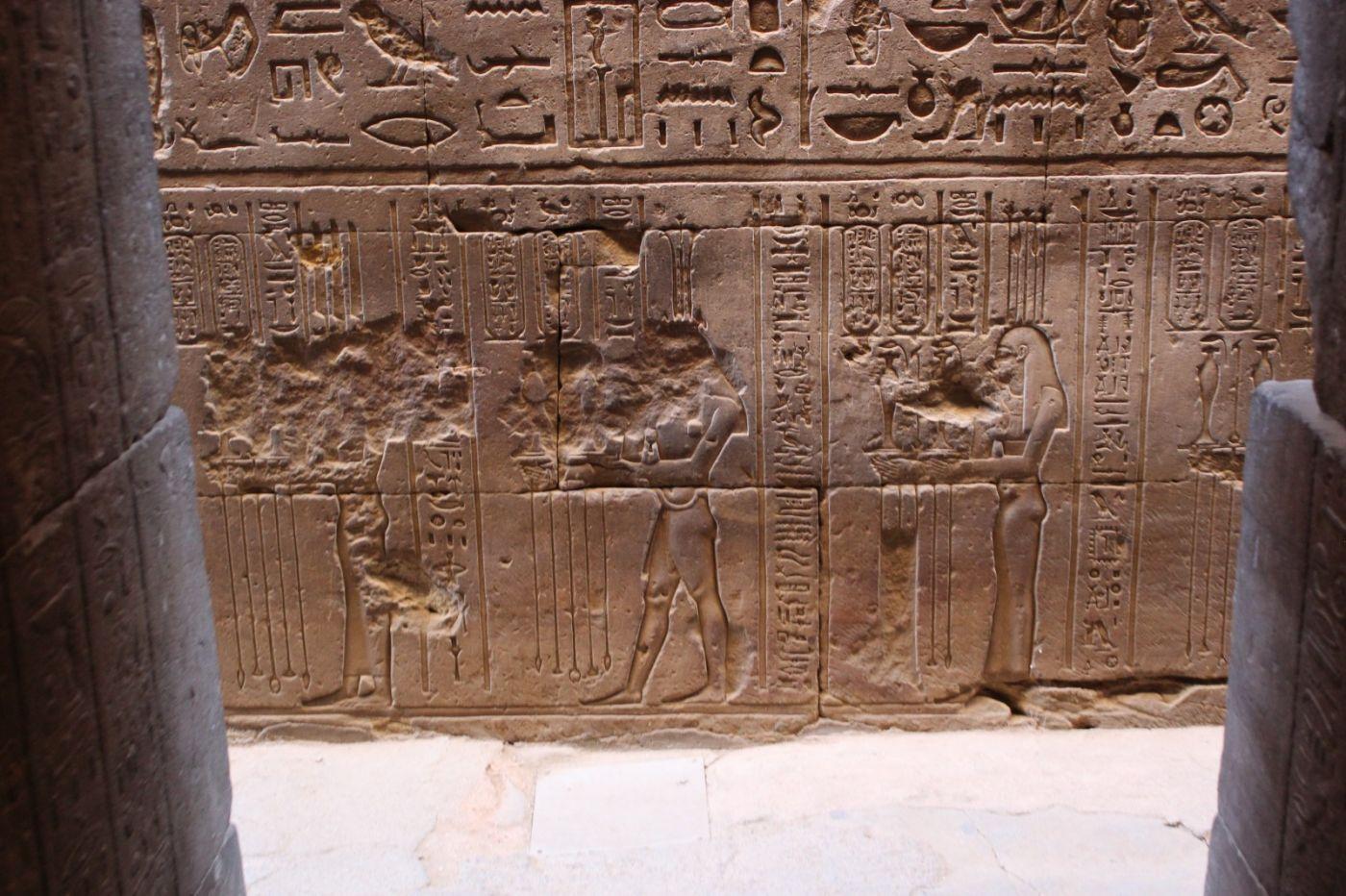 埃德富神庙和卢克索神庙_图1-15