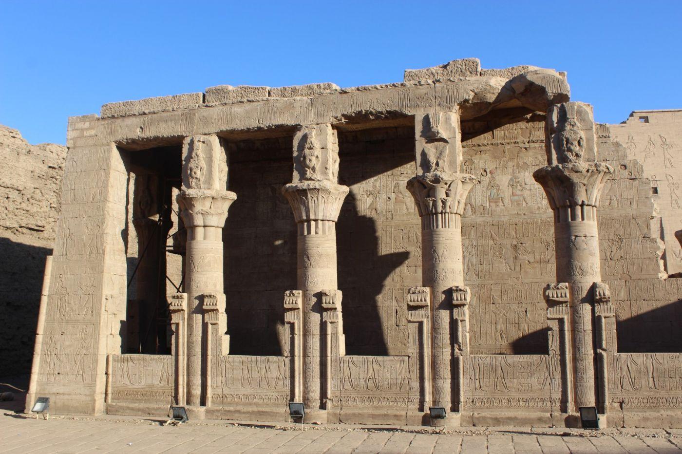 埃德富神庙和卢克索神庙_图1-16