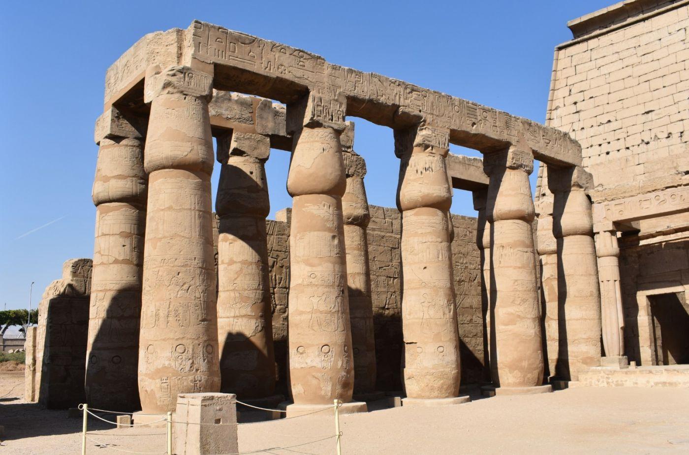 埃德富神庙和卢克索神庙_图1-18