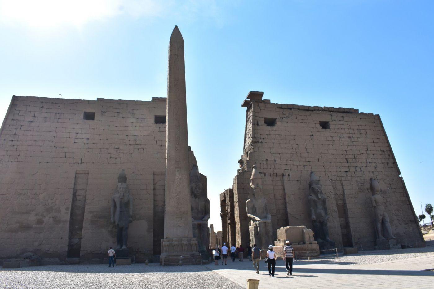 埃德富神庙和卢克索神庙_图1-21