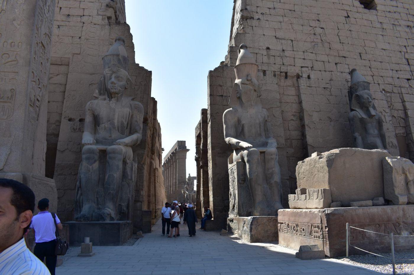 埃德富神庙和卢克索神庙_图1-22
