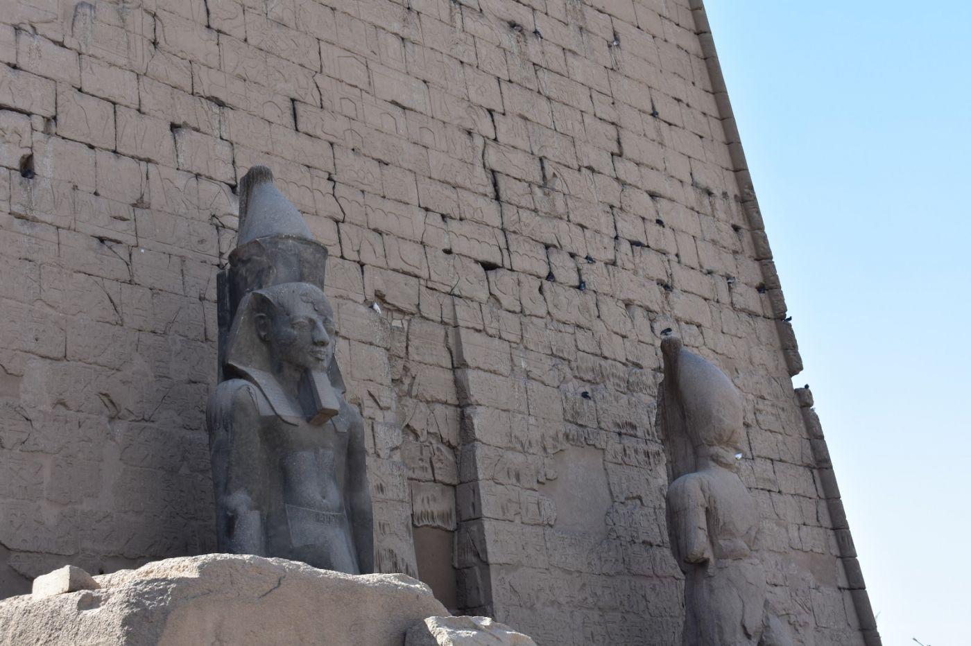 埃德富神庙和卢克索神庙_图1-23