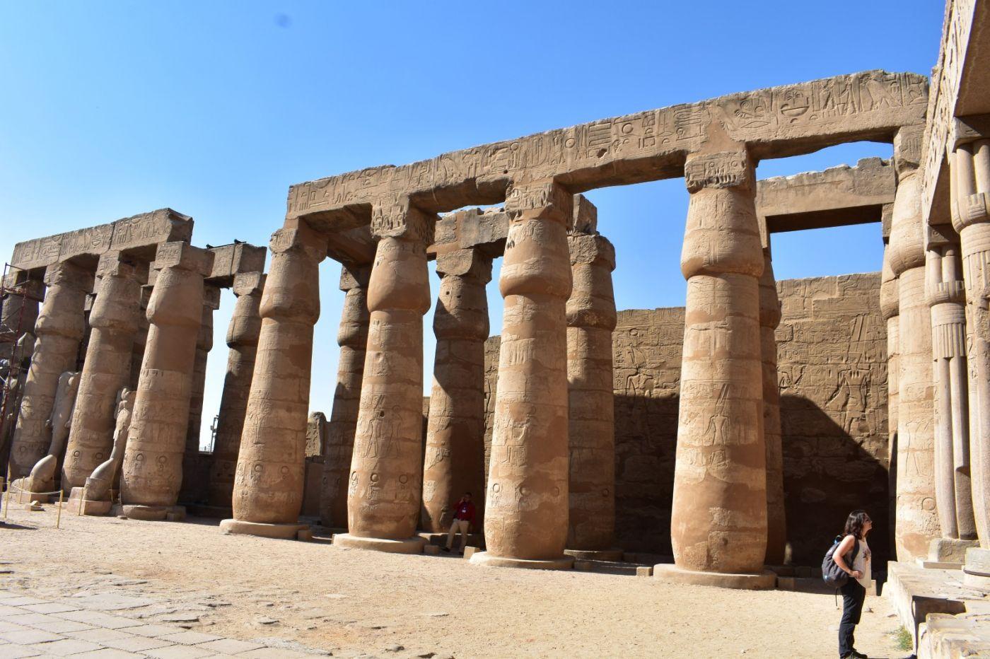 埃德富神庙和卢克索神庙_图1-25