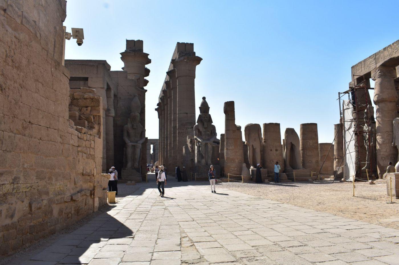 埃德富神庙和卢克索神庙_图1-26