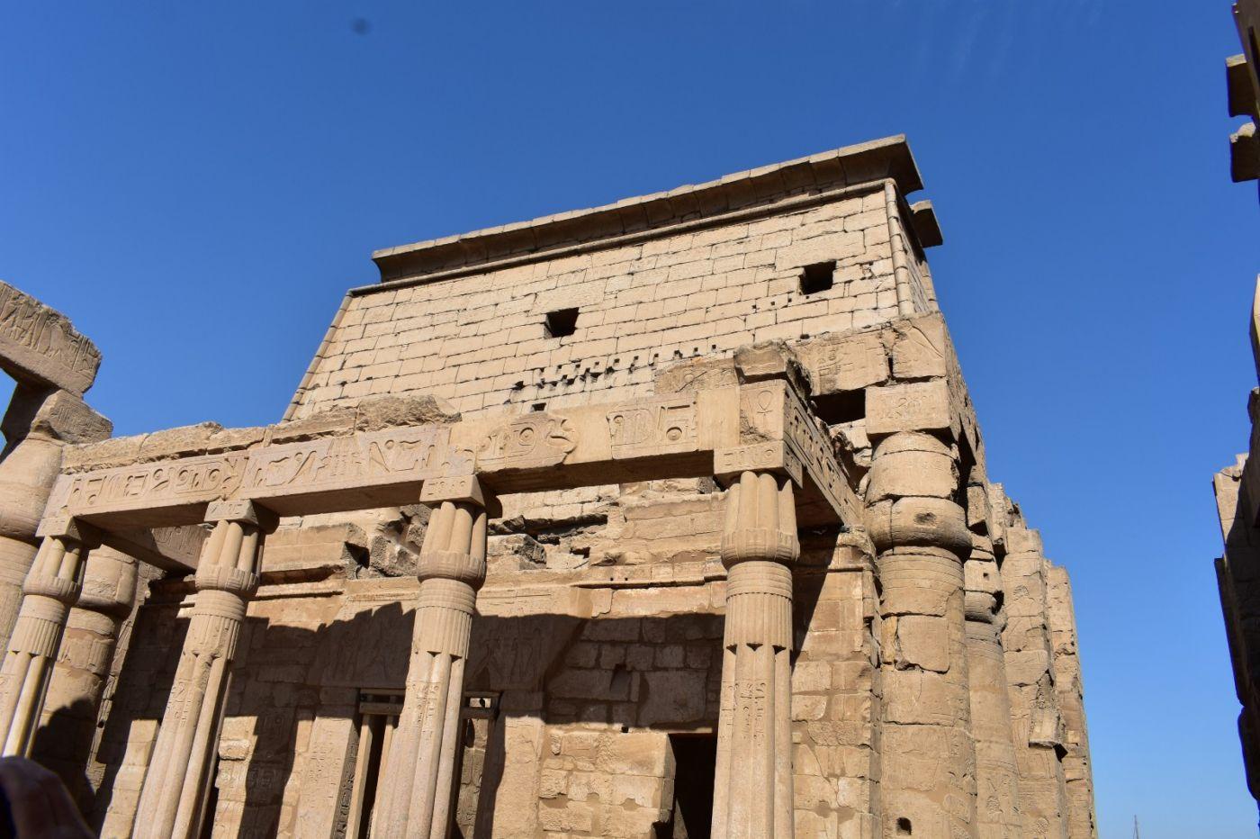 埃德富神庙和卢克索神庙_图1-27
