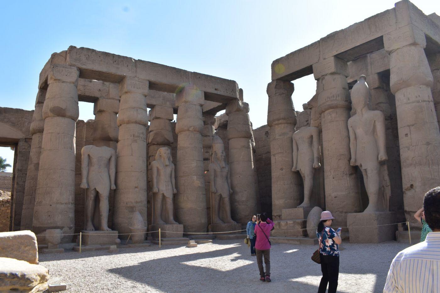 埃德富神庙和卢克索神庙_图1-28