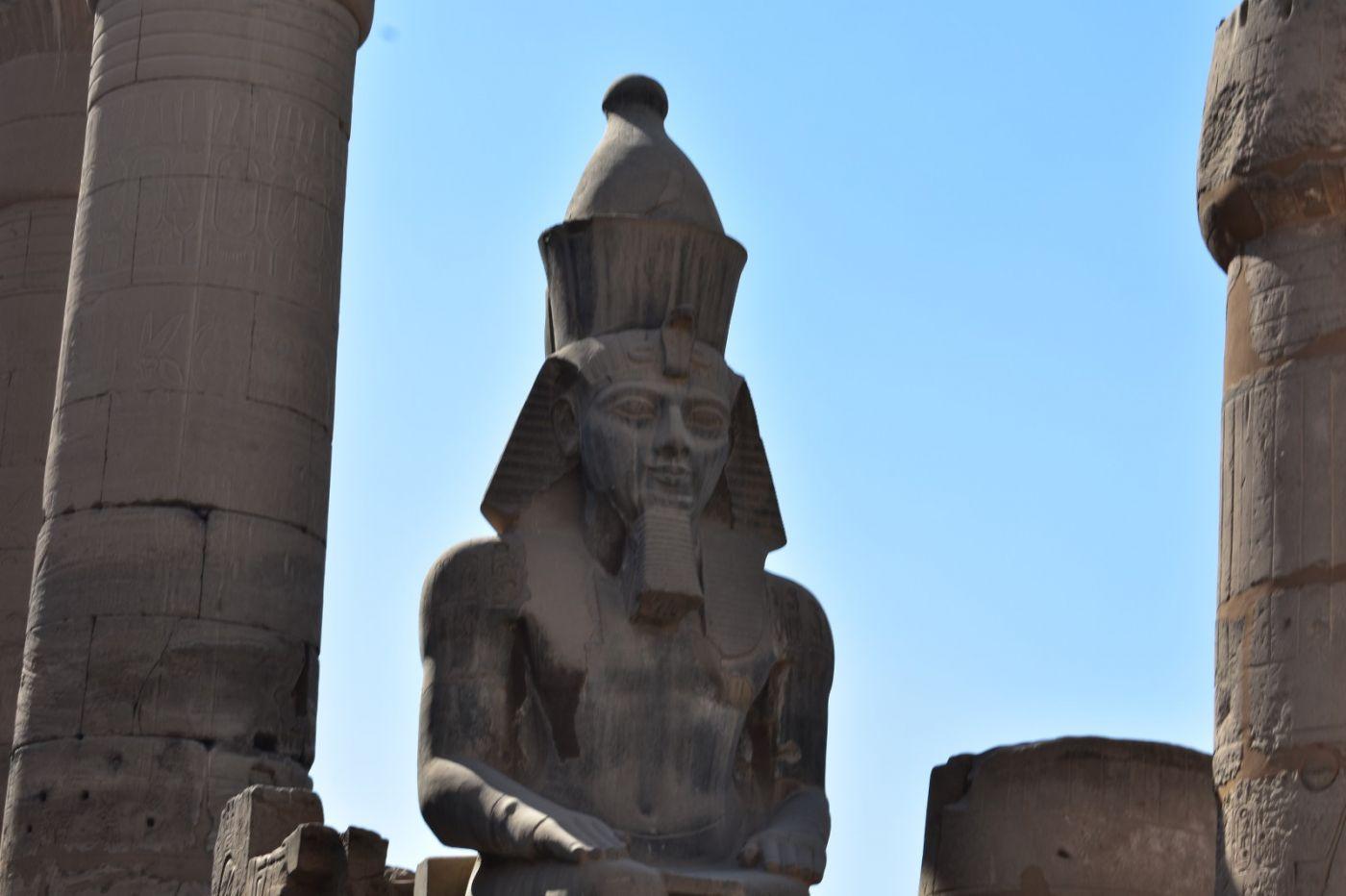 埃德富神庙和卢克索神庙_图1-29