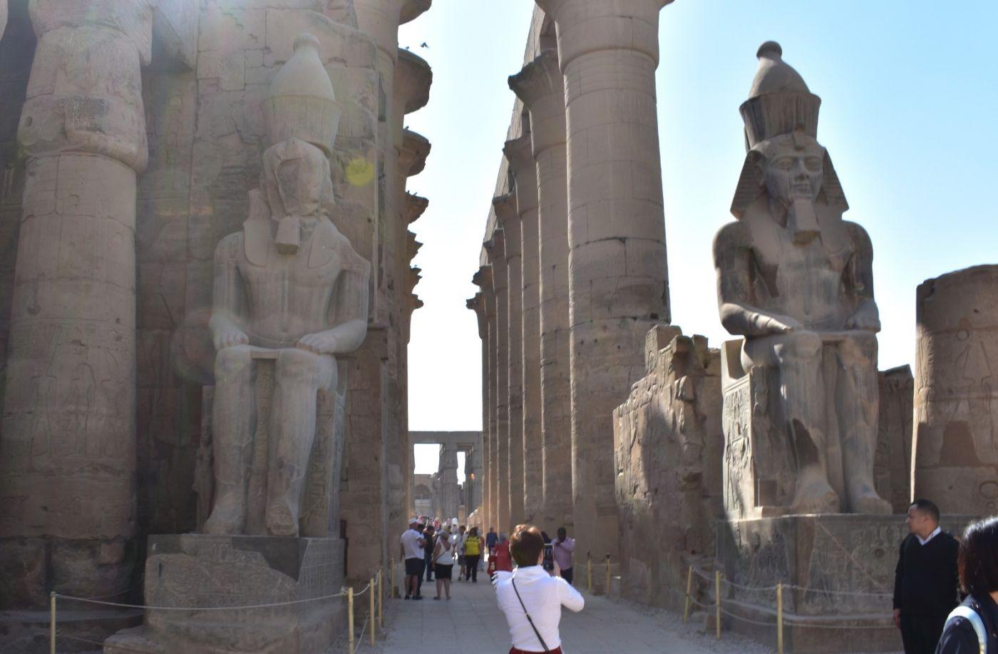 埃德富神庙和卢克索神庙_图1-30
