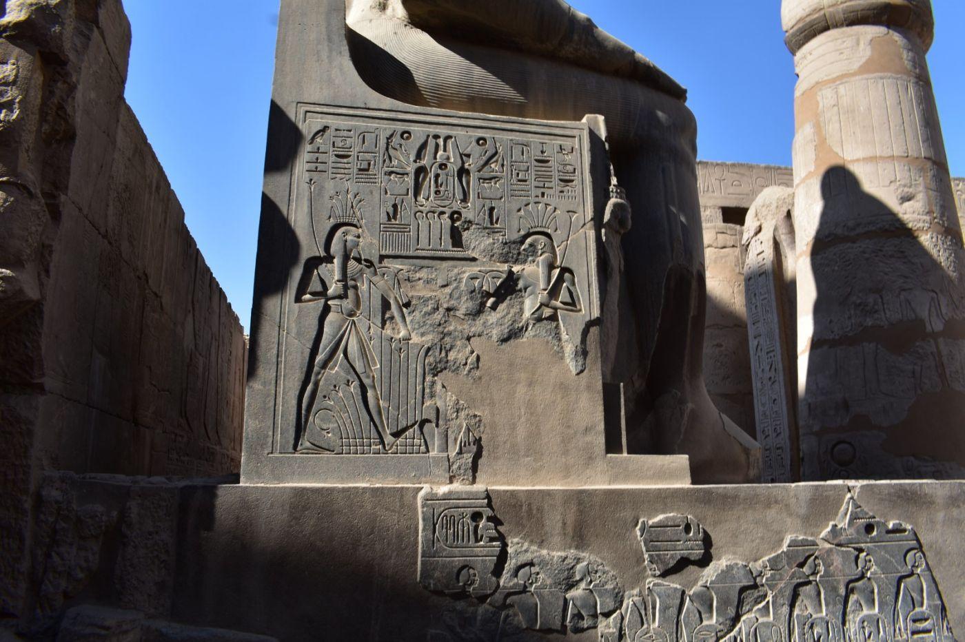 埃德富神庙和卢克索神庙_图1-31