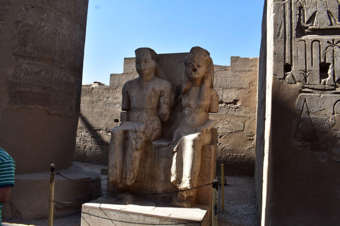 埃德富神庙和卢克索神庙_图1-32