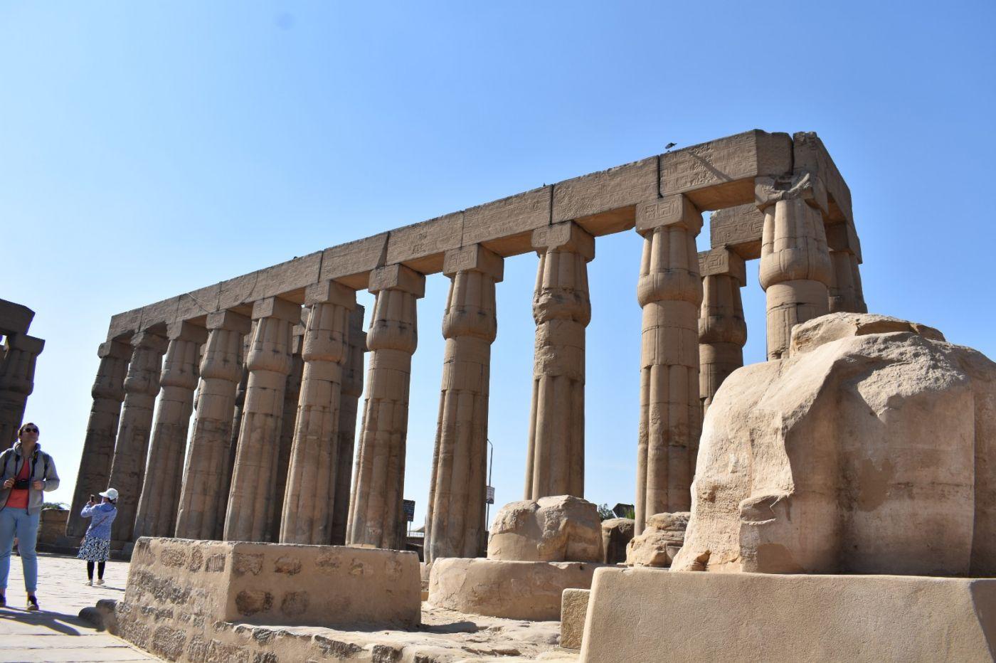 埃德富神庙和卢克索神庙_图1-34