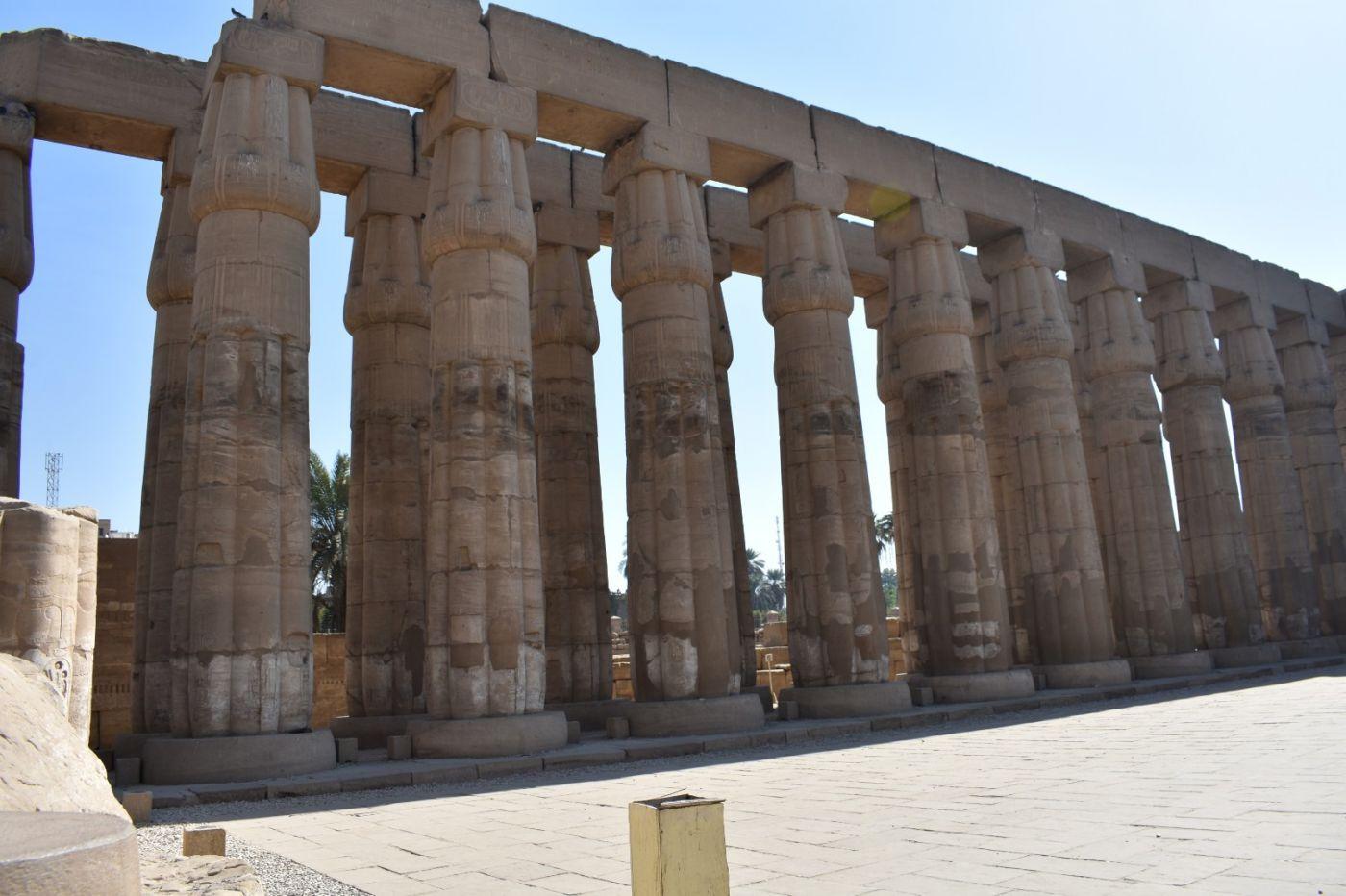埃德富神庙和卢克索神庙_图1-35