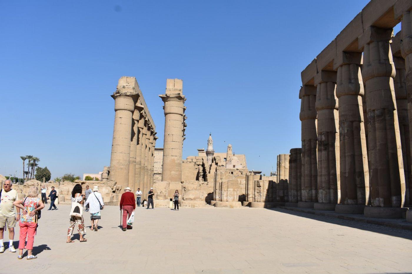 埃德富神庙和卢克索神庙_图1-36