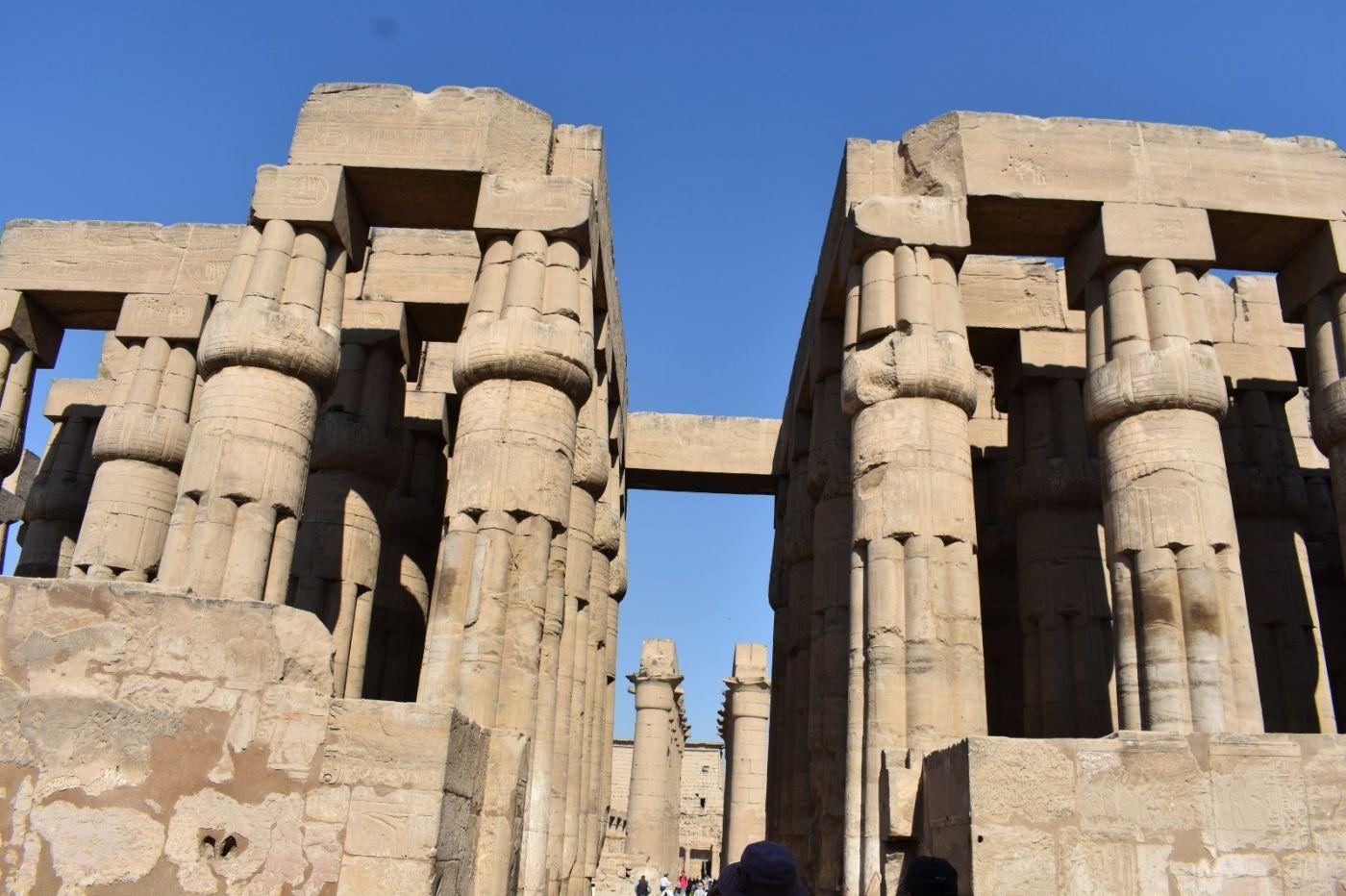 埃德富神庙和卢克索神庙_图1-37
