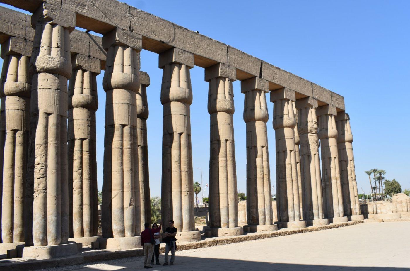 埃德富神庙和卢克索神庙_图1-38