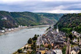 莱茵河中段游