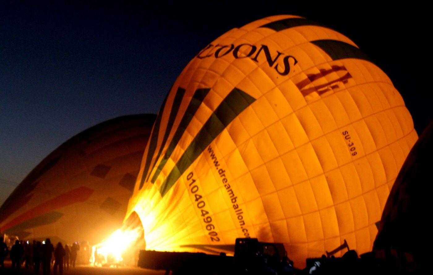 卢克索坐热气球观日出_图1-2
