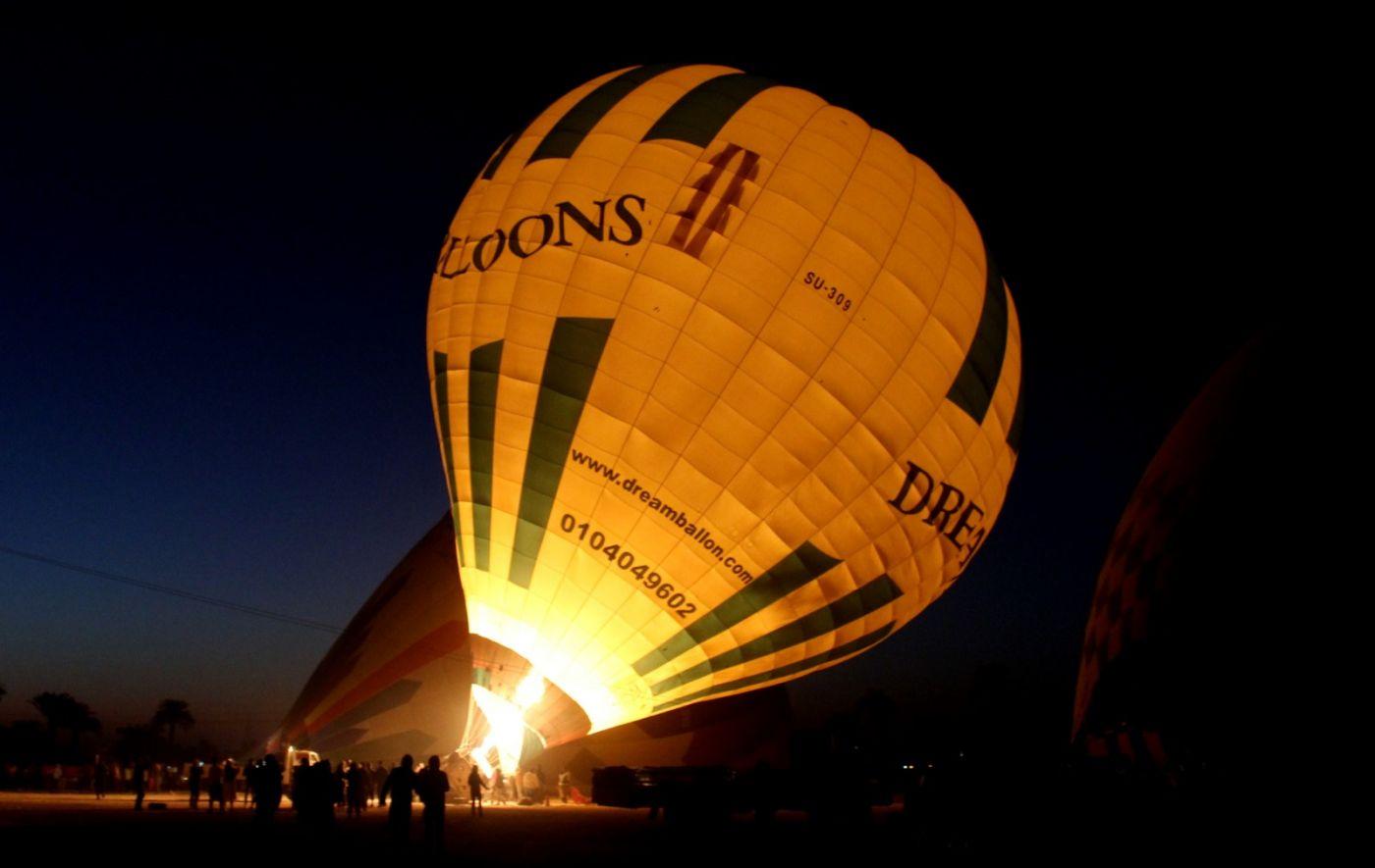 卢克索坐热气球观日出_图1-4