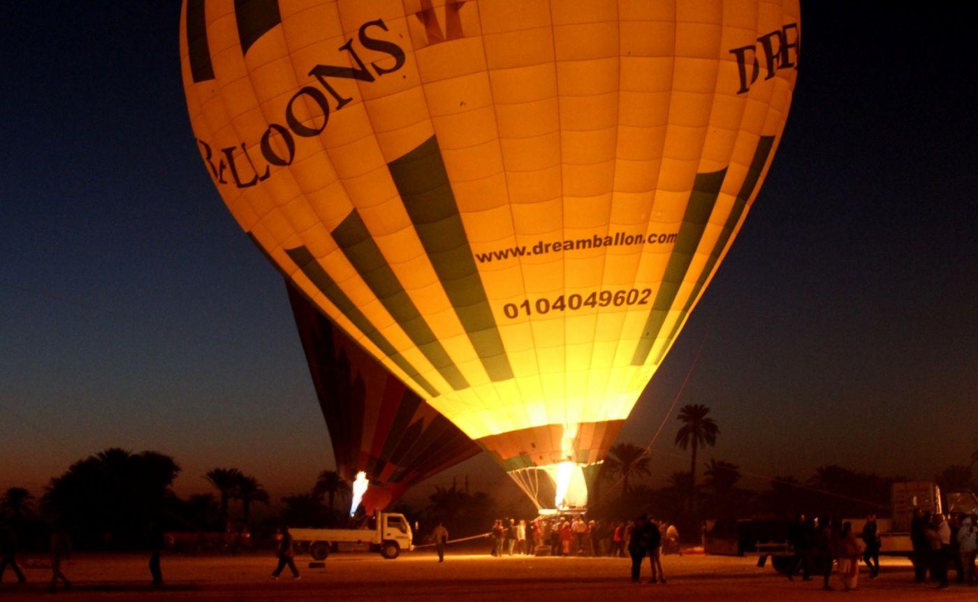 卢克索坐热气球观日出_图1-7