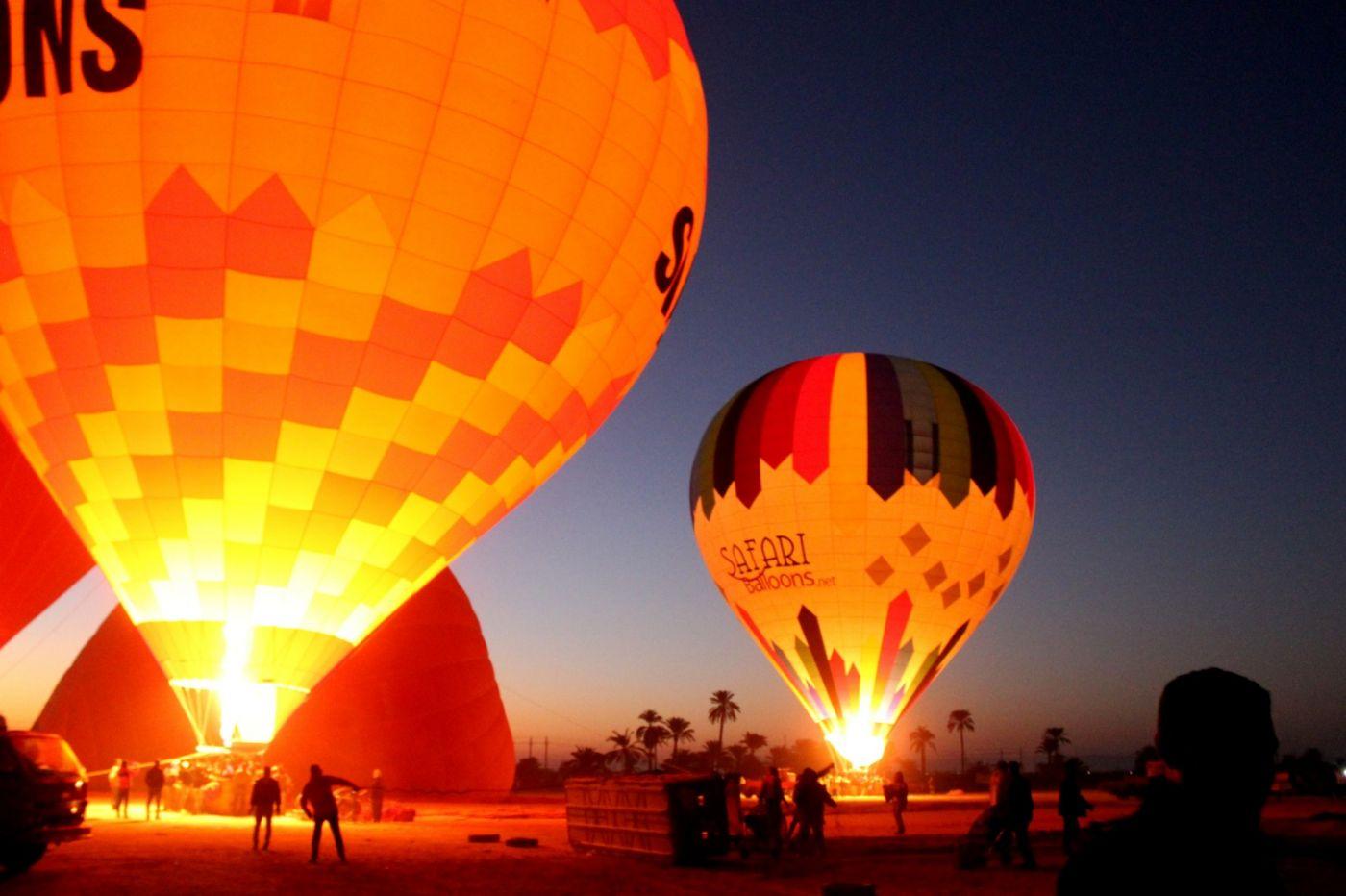 卢克索坐热气球观日出_图1-11