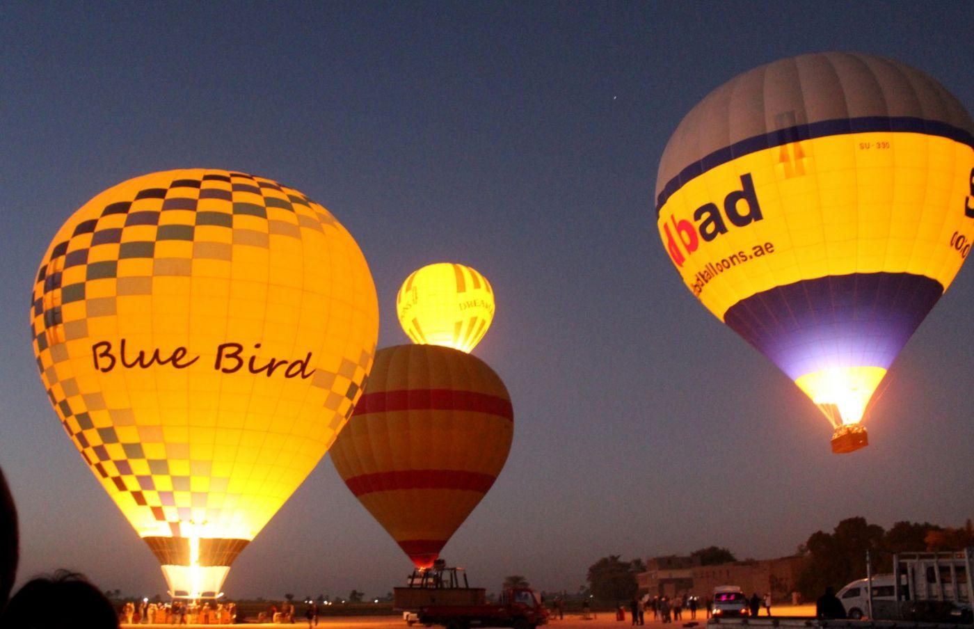 卢克索坐热气球观日出_图1-12