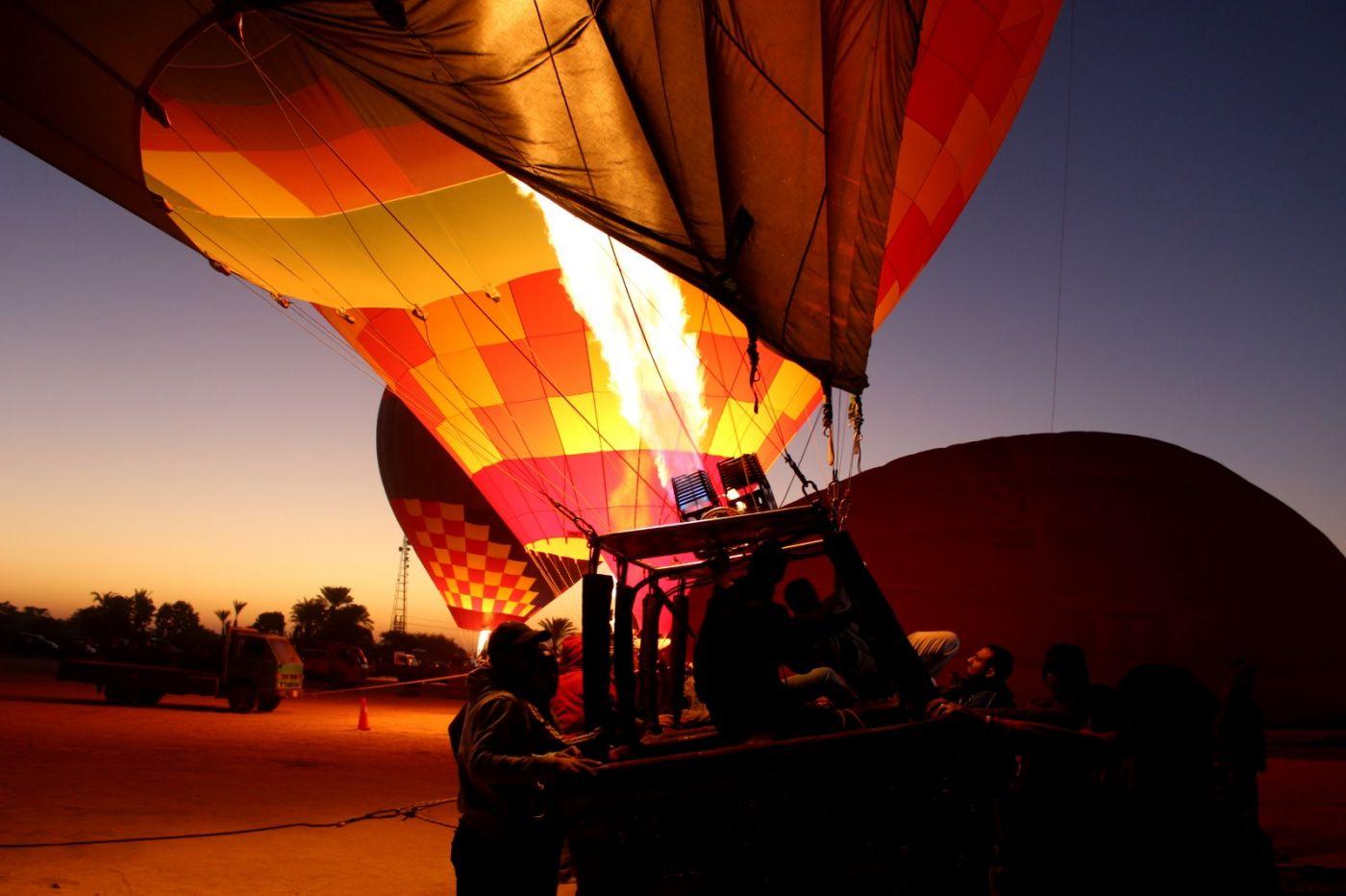 卢克索坐热气球观日出_图1-19