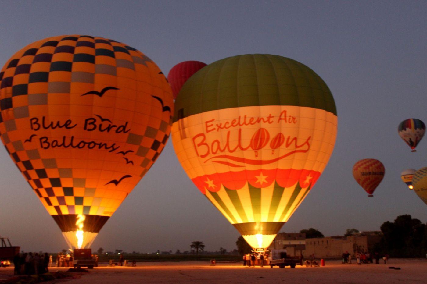 卢克索坐热气球观日出_图1-22