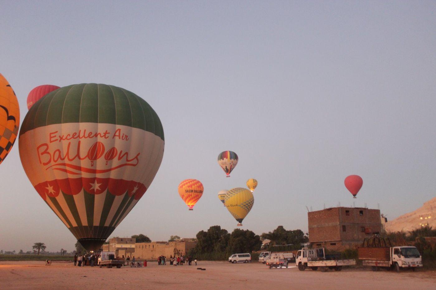 卢克索坐热气球观日出_图1-23