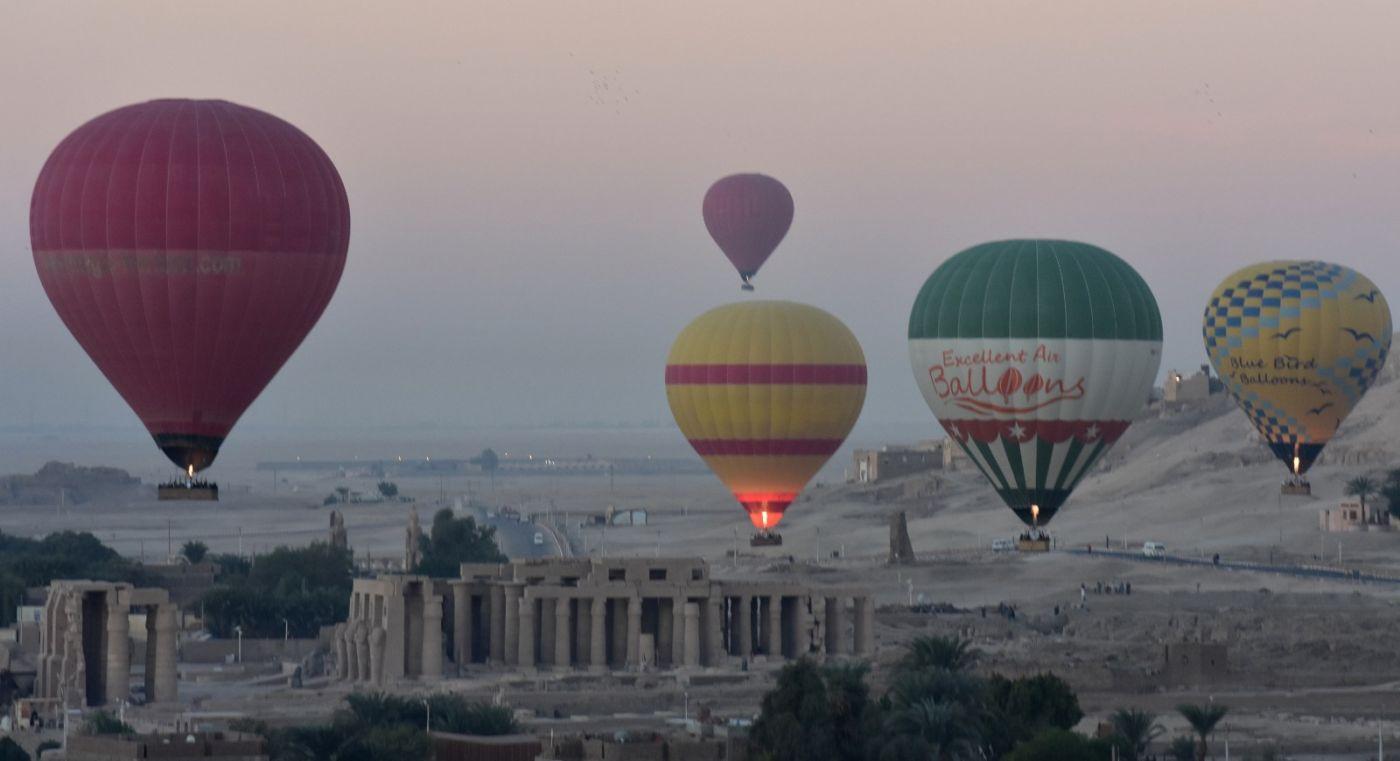卢克索坐热气球观日出_图1-26