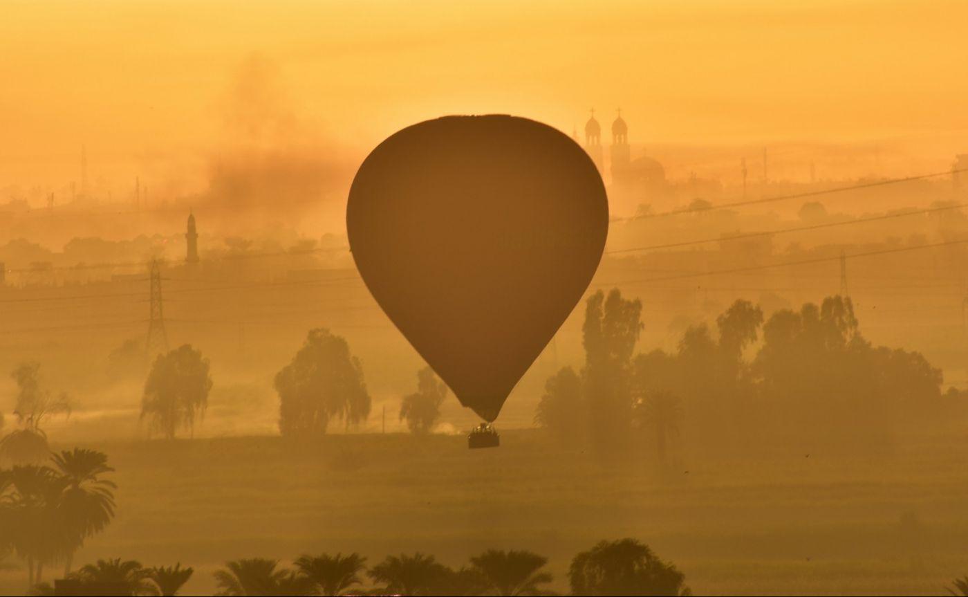 卢克索坐热气球观日出_图1-42