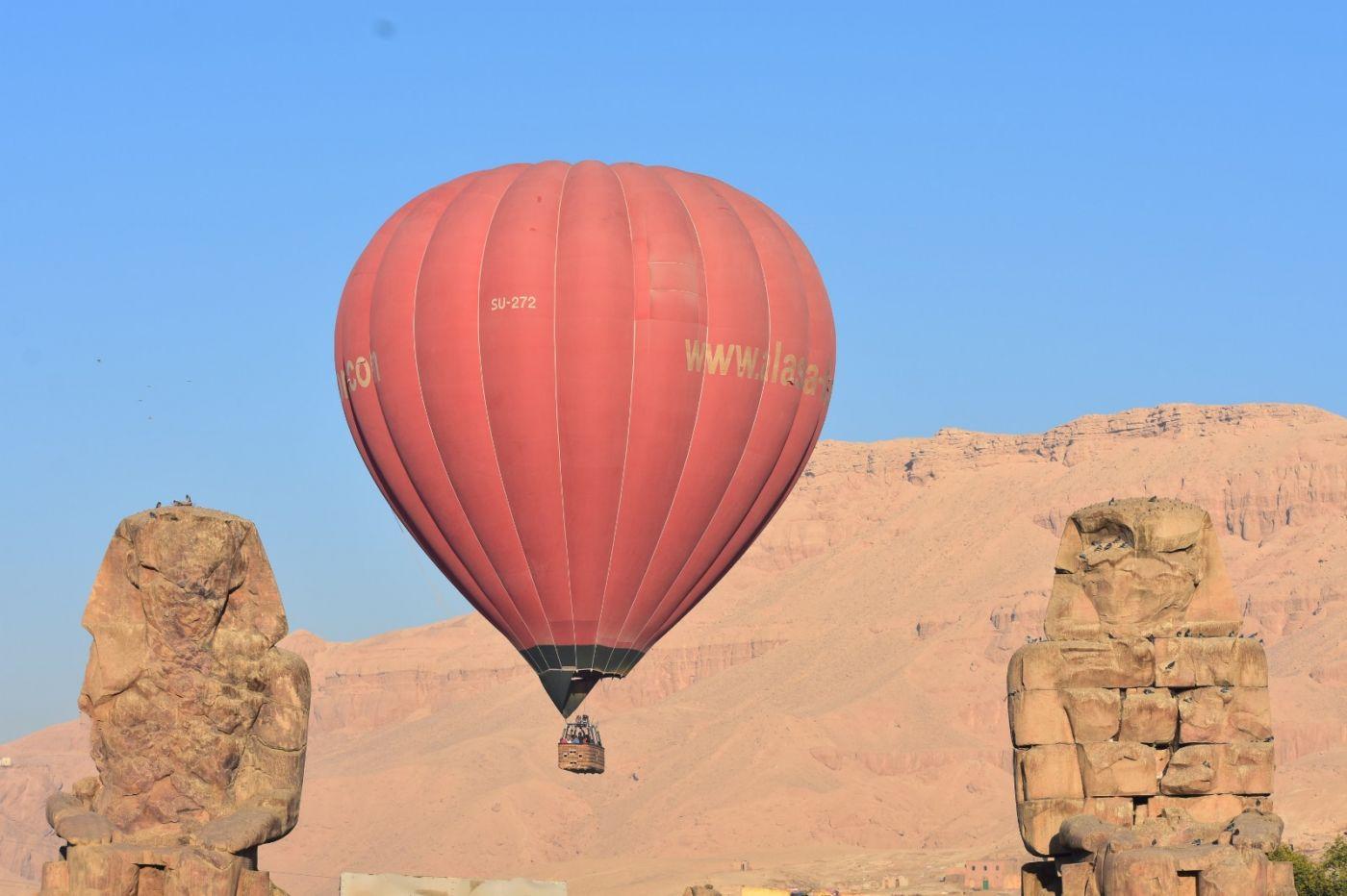 卢克索坐热气球观日出_图1-43