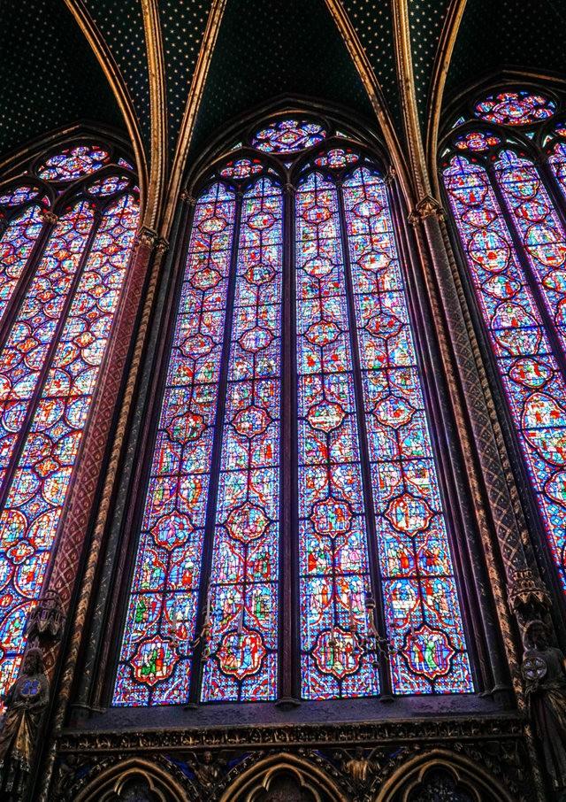 巴黎圣礼拜堂_图1-8