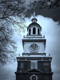 历史名城费城,市中心的历史建筑