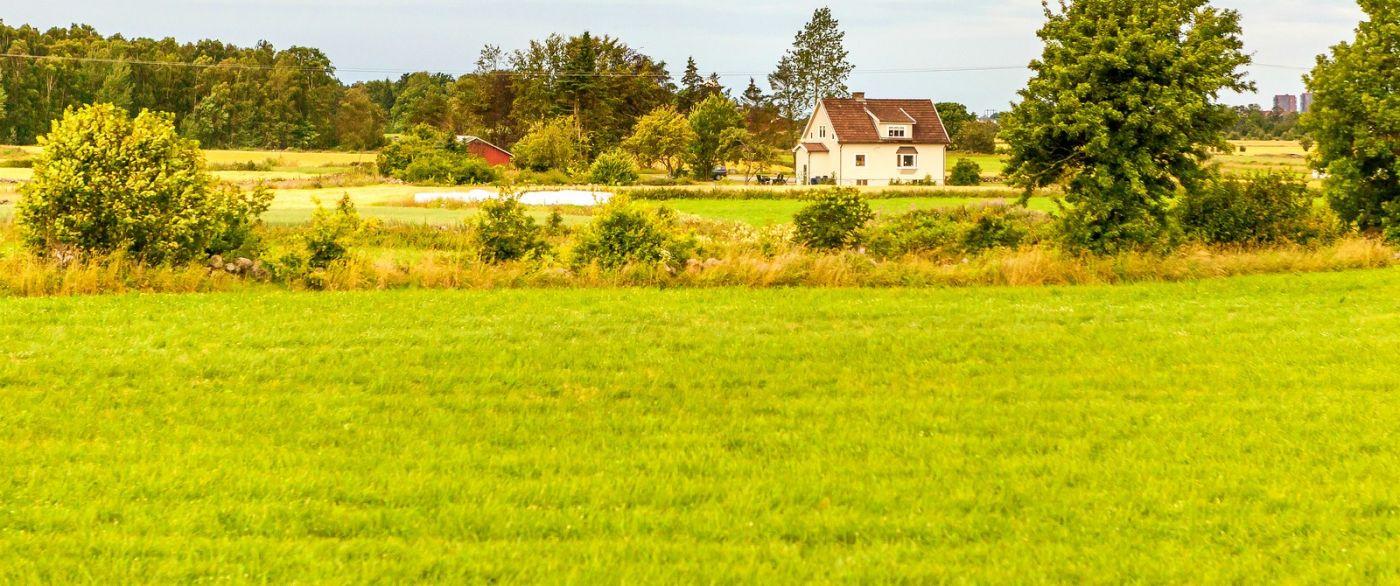 北歐旅途,沿路的漂亮農莊_圖1-13