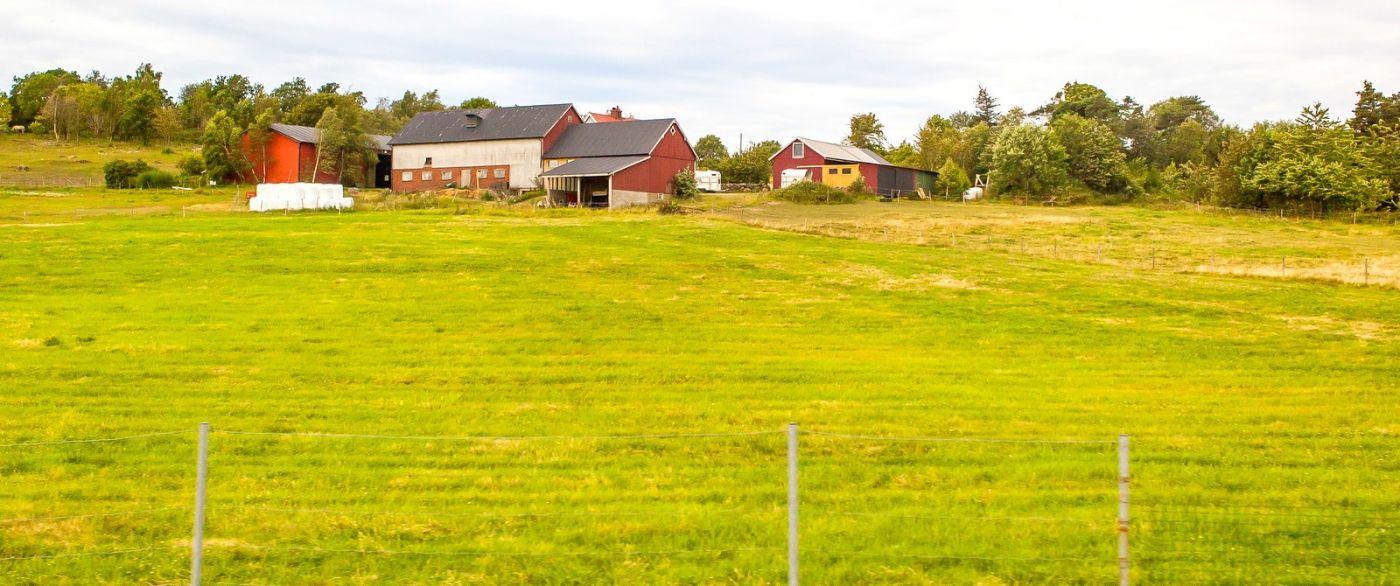 北歐旅途,沿路的漂亮農莊_圖1-14